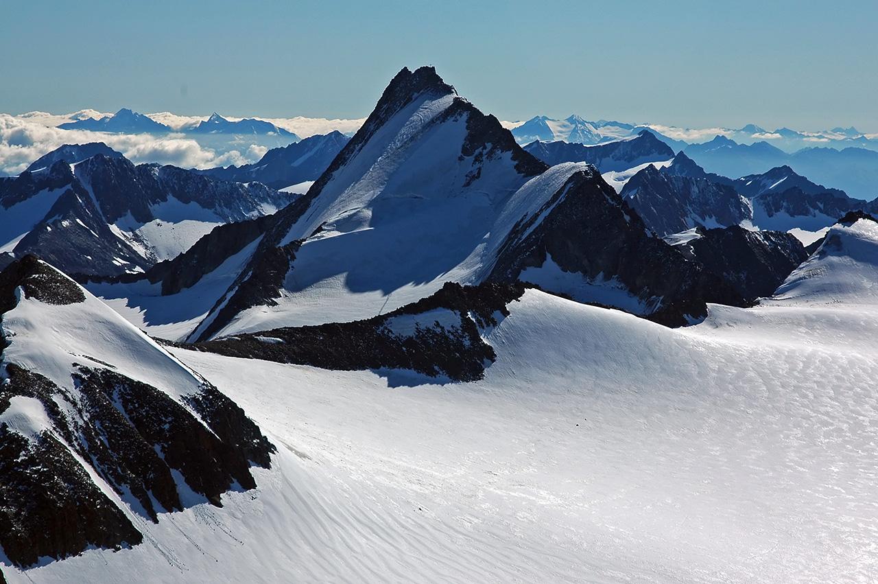 Die Ötztaler Alpen haben Charme über die Grenzen