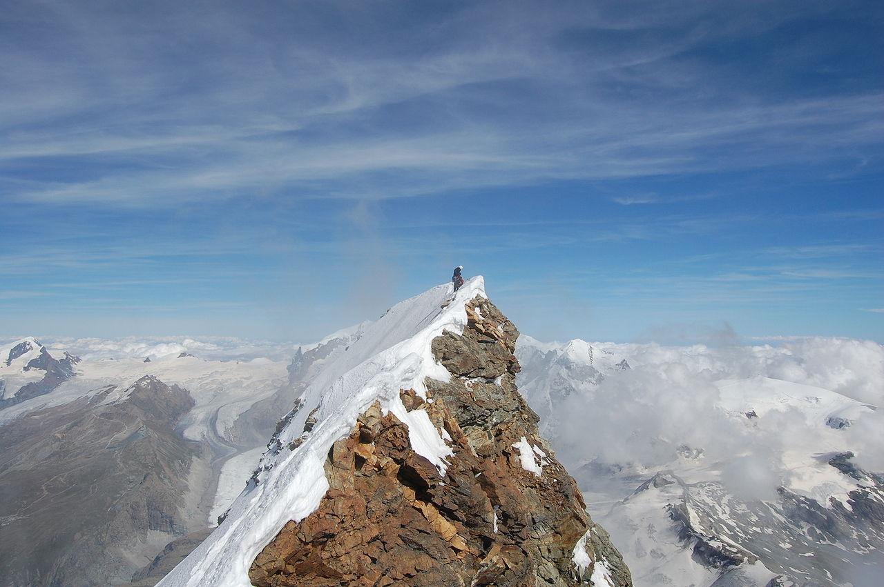 Die Alpen der Schweiz und deren Zauber
