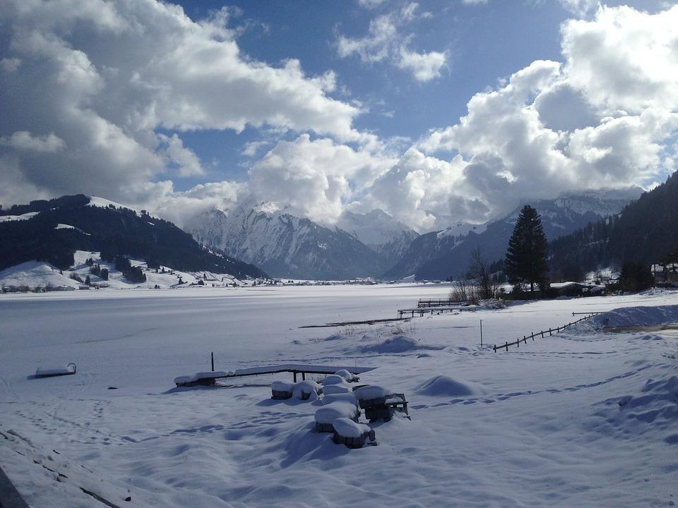 Winterurlaub in der Schweiz im Alphotel Scheidegg