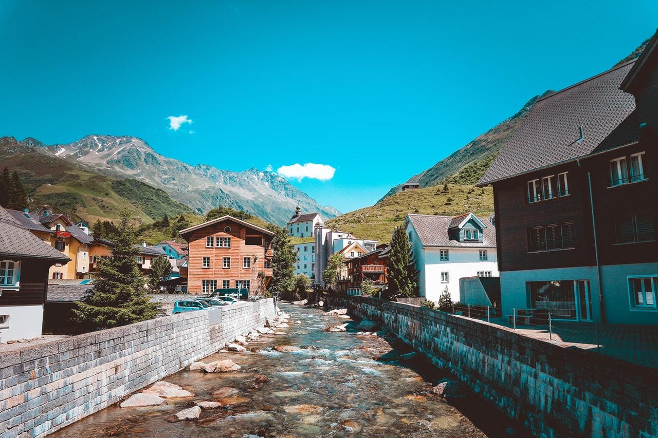 Die Bergregionen der Schweiz sind angesagt