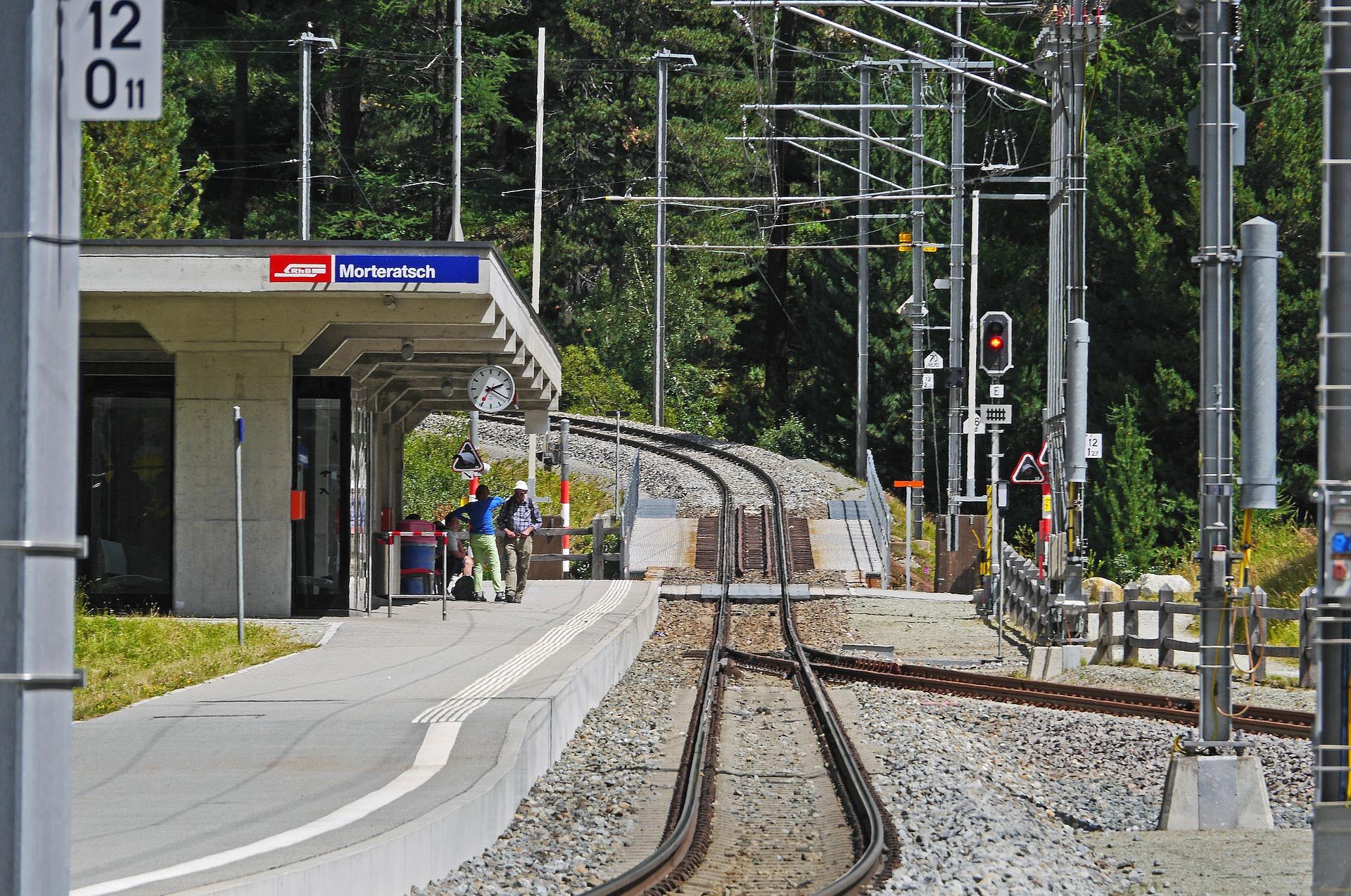 Legendäre Aussichten am Bernina Pass