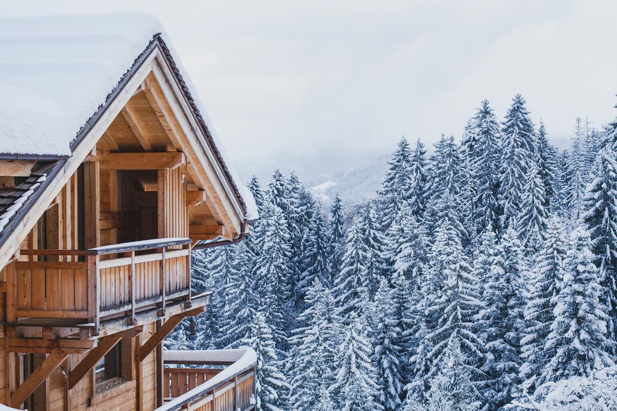 Die andere Seite der französischen Alpen